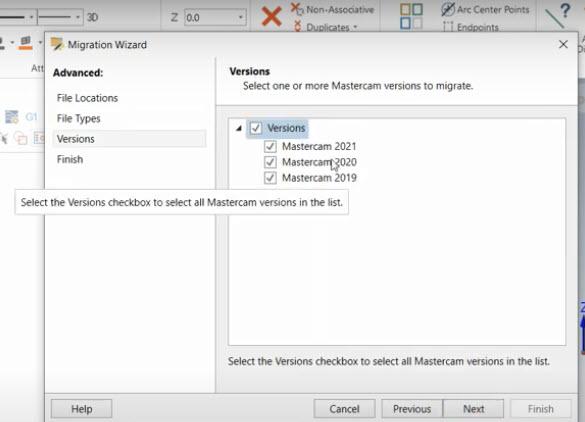 Update Post Processor  Mastercam 2022